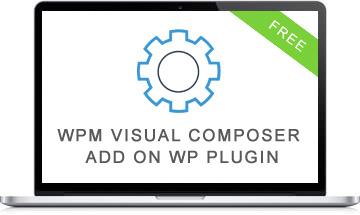 WPM Visual Composer Add On WordPress Plugin