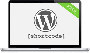 WPM Shortcodes WordPress Plugin