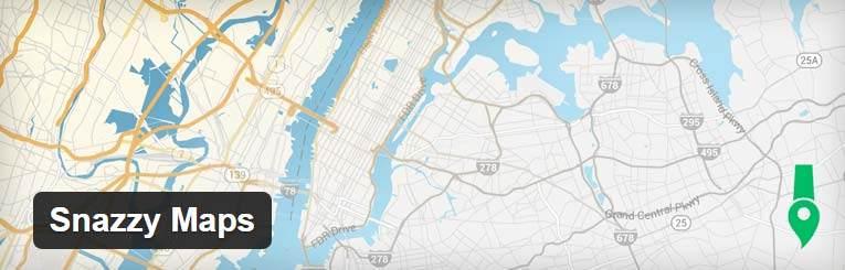 Snazzy Maps WordPress Plugin