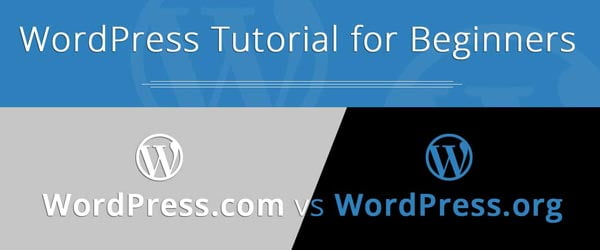 What should be the choice, WordPress.org or WordPress.com