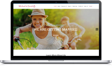 Bond – Responsive Wedding WordPress Theme | Wedding WP Template