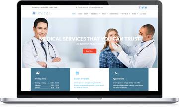 Doctors – Premium Medical WordPress Theme | Website Template For Doctors