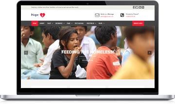Hope – Non Profit WordPress Theme