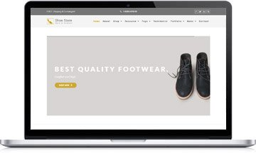 Shoe Store WooCommerce WordPress Theme