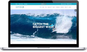 Surfing WordPress Theme – Adventure Tours and Travel Theme